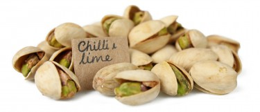 chilli and lime pistachios