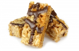 honeycomb flapjack