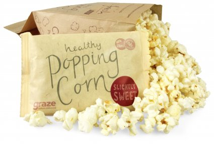 image of slightly sweet popcorn