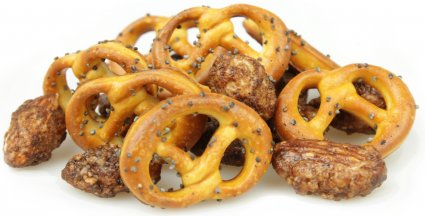image of cinnamon pretzel