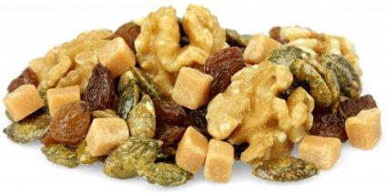 image of walnut and vanilla truffle