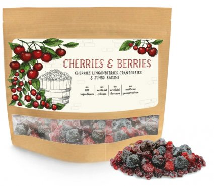 image of cherries & berries