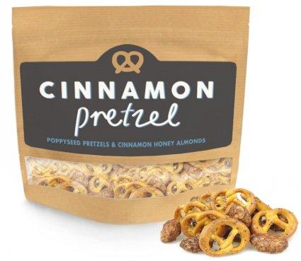 image of cinnamon pretzel