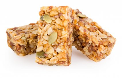 image of original protein flapjack