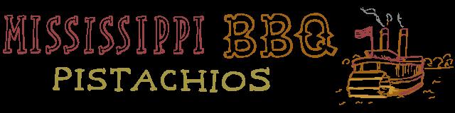 mississippi BBQ pistachios
