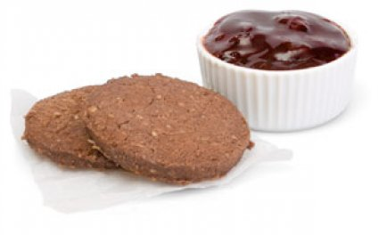 image of cocoa cookie dippers