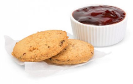 image of oatmeal raisin cookie dippers