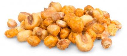 image of spicy sriracha peas