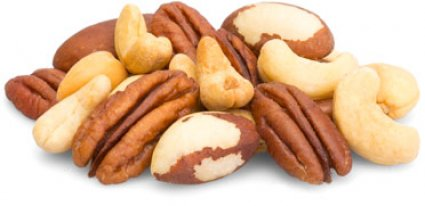image of nature's essential nutrient nuts