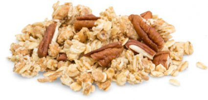 image of maple and pecan granola topper