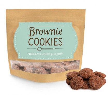 image of brownie cookies