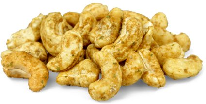 image of sour cream & onion cashews