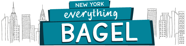 New York everything bagel