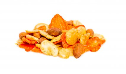image of dill pickle and pepper crunch