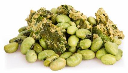 image of super kale & edamame