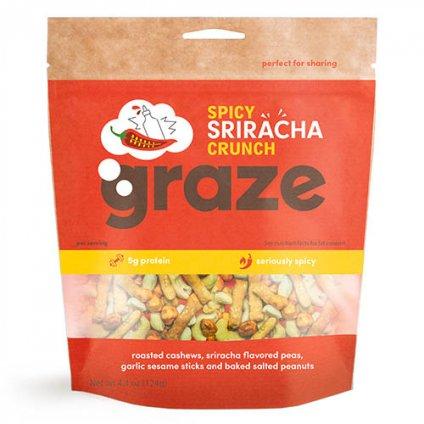 image of spicy sriracha crunch