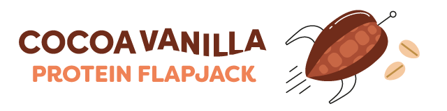 cocoa vanilla protein flapjack multipack