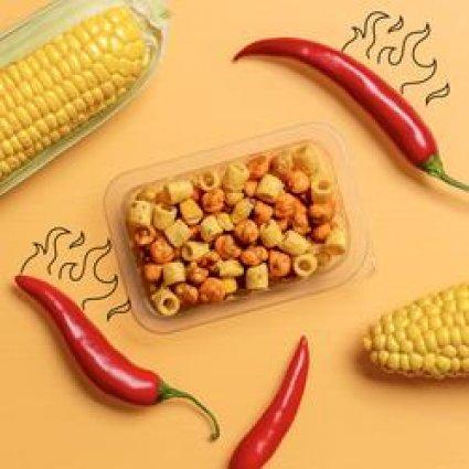 spicy sriracha crunch