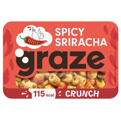 image of spicy sriracha crunch