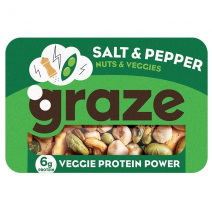 image of salt & pepper veggie protein power