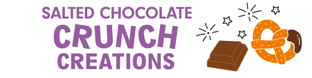 salted chocolate crunch multipack