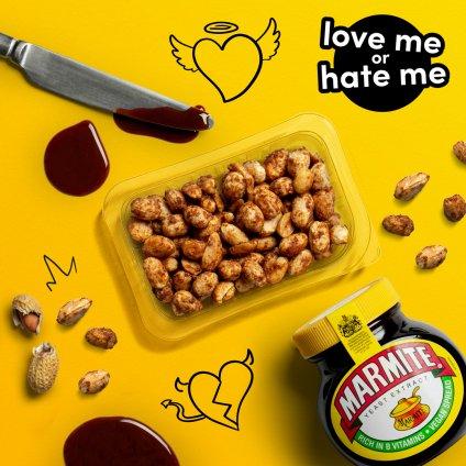 image of marmite peanuts