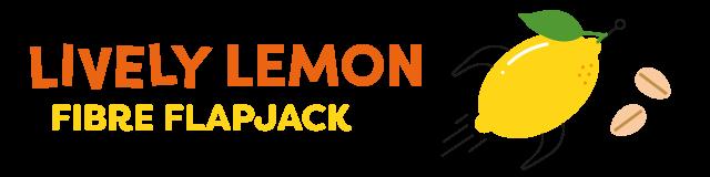 lively lemon flapjack multipack