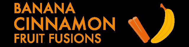 banana cinnamon fruit fusions multipack